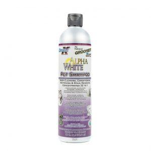 Double K Alpha White - szampon dla psów wybielający
