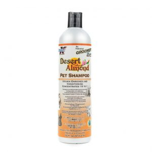 Double K Desert Almond - szampon migdałowy dla psów likwidujący nieprzyjemne zapachy