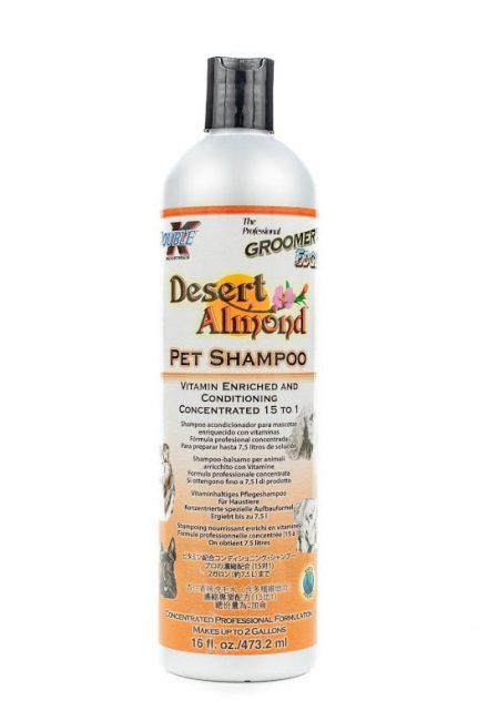 Double K Desert Almond – szampon migdałowy dla psów likwidujący nieprzyjemne zapachy
