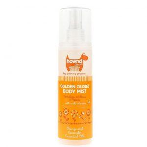 Hownd Golden Oldies – Mgiełka zapachowa dla psów starszych